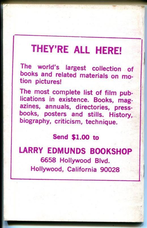 Serial Quarterly #6 1966-serial synopsis-Buck Rogers, Congo Bill-Batman-FN/VF