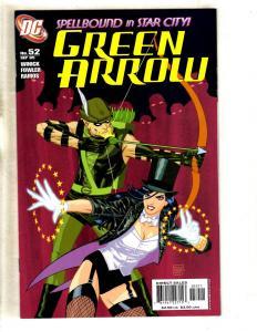 Lot Of 7 Green Arrow DC Comic Books # 52 54 56 60 63 65 75 Batman Flash MF12