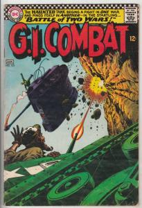 G.I. Combat #121 (Jan-67) VG/FN Mid-Grade The Haunted Tank