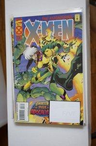 Astonishing X-Men #3 (1995)