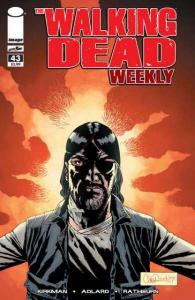 Walking Dead Weekly #43, NM- (Stock photo)
