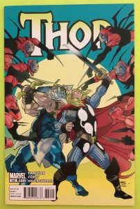 THOR 620 THE WORLD EATERS MARVEL 2011