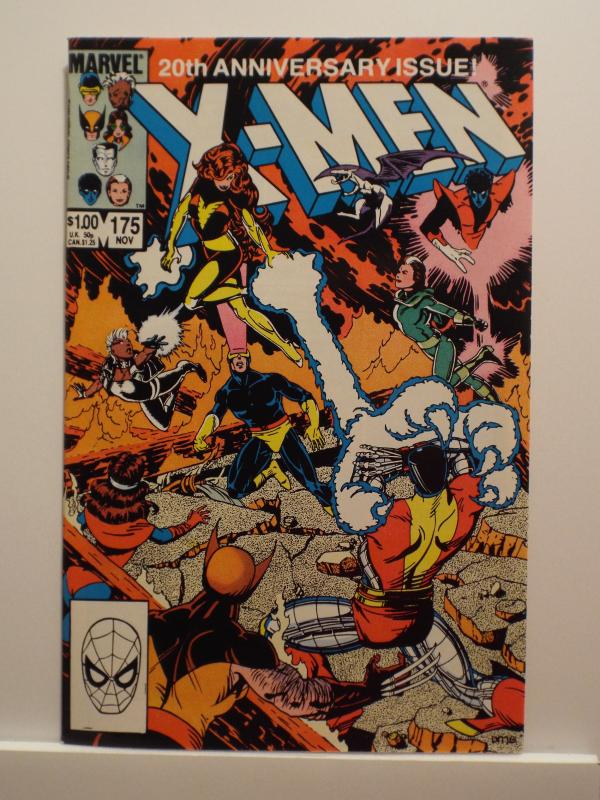 Uncanny X-Men (1963 1st Series) #175, VF/NM
