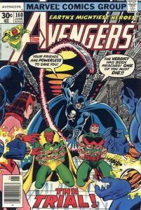 Avengers (1963 series) #160, VF+ (Stock photo)