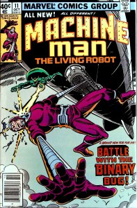 Machine Man #11 (1979)
