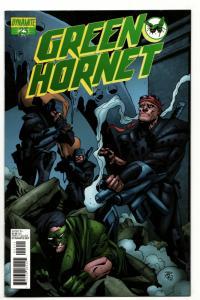 Green Hornet #23 Phil Hester Variant (Dynamite, 2012) VF