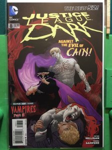 Justice League Dark #8 The New 52