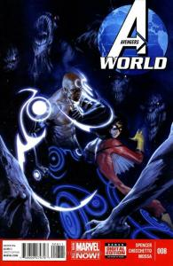 Avengers World #8 VF/NM; Marvel | save on shipping - details inside
