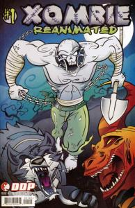 Xombie: Reanimated #1B VF/NM; Devil's Due | save on shipping - details inside