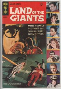 Land of the Giants #1 (Nov-68) NM- High-Grade