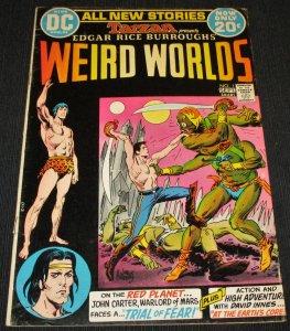 Weird Worlds #1 (1972)
