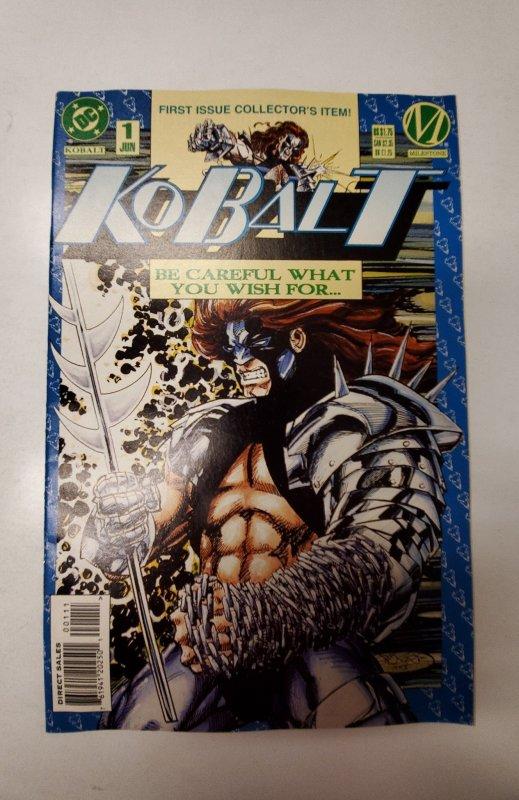 Kobalt #1 (1994) NM DC Comic Book J667