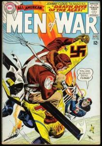All-American Men of War #108, Good (Stock photo)