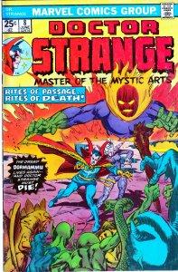 Doctor Strange(vol. 2) # 5,7,15,16,22,31,33,41