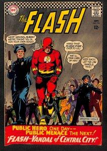 The Flash #164 (1966)