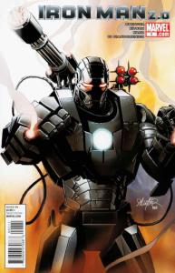 Iron Man 2.0 #1 VF/NM; Marvel | save on shipping - details inside