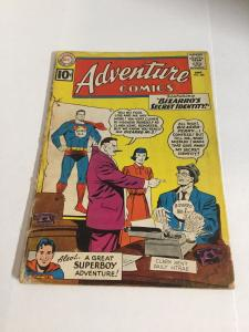 Adventure Comics 288 Gd Good 2.0 Water Damage DC Comics Silver Age