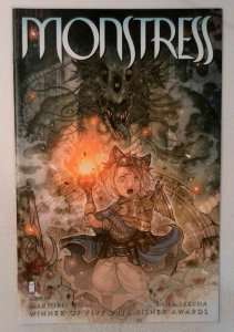 Monstress #20 Image 2018 NM Comic Book Marjorie Liu & Sana Takeda 1st Print