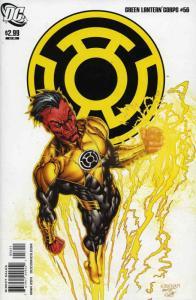 GREEN LANTERN CORPS (2006 DC) #56