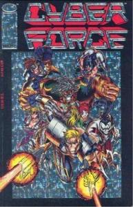 Cyberforce (1992 series) Trade Paperback #1, NM + (Stock photo)