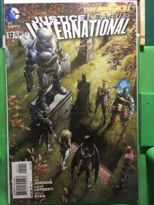 Justice League International #12 The New 52