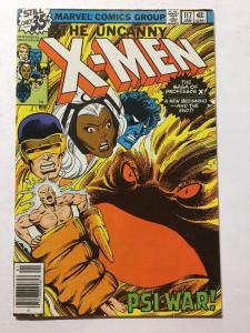 Uncanny X-Men 117 7.5 VF- Very Fine - First Appearance Shadow King