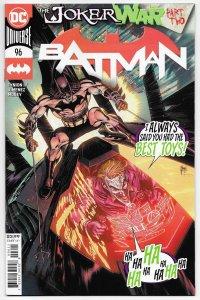 Batman #96 Main Cvr | Joker War (DC, 2020) NM