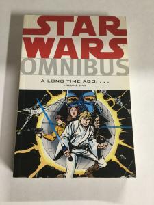 Star Wars Omnibus Volume 1 A Long Time Ago... Vf Very Fine 8.0 Dark Horse SC TPB