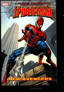 Amazing Spider-Man: New Avengers-J. M. Straczynski-TPB-trade