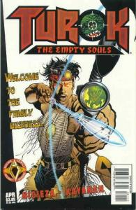Turok: The Empty Souls #1 VF; Acclaim | save on shipping - details inside