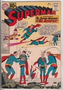 Superman #148 (Oct-61) FN/VF High-Grade Superman, Jimmy Olsen,Lois Lane, Lana...