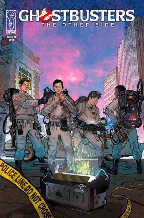 Ghostbusters: The Other Side #3 VF/NM; IDW | save on shipping - details inside