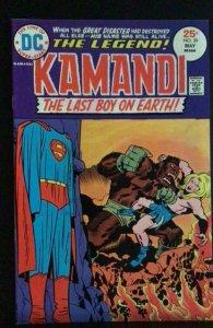 Kamandi, The Last Boy on Earth #29 (1975)