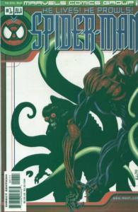 Marvel Comics: Spider-Man #1, NM (Stock photo)