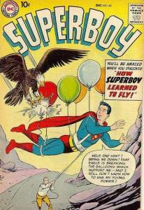 Superboy (1949 series) #69, Good- (Stock photo)