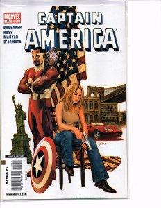 2006 Marvel Comics Captain America #49 & 50  NM