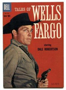 Tales of Wells Fargo-Four Color Comics #968 1959 VF-