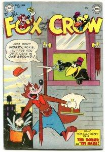 FOX AND CROW #7-DC-1953/54 SLAPSTICK PRE CODE HUMOR VG