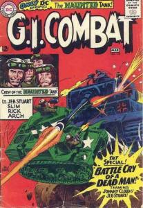 G.I. Combat #116 VG; DC | low grade comic - save on shipping - details inside