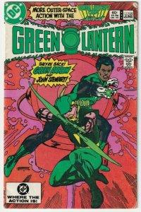 Green Lantern #165 Green Arrow June 1983 DC