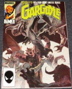 The Gargoyle #3 -1985