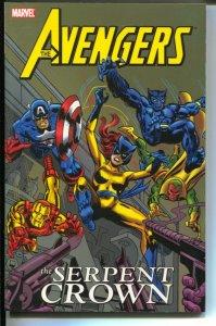 Avengers: the Serpent Crown-Steve Englehart-2005-PB-VG/FN