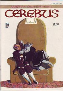 Cerebus #30 (Sep-81) NM Super-High-Grade Cerebus the Aardvark