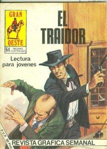 Gran Oeste numero 457: El traidor