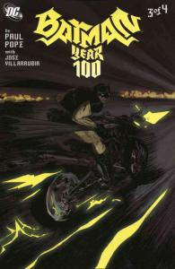 Batman: Year 100 #3 VF/NM; DC | save on shipping - details inside