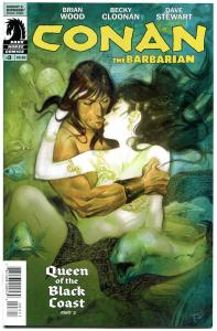 CONAN the BARBARIAN #3, NM, Belit, Queen of, 2012, more Conan in store