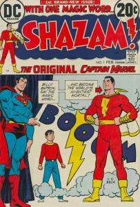 Shazam! #1 FN; DC | save on shipping - details inside