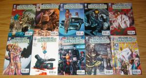 Welcome to Tranquility #1-12 VF/NM complete series + armageddon + one foot 1-6