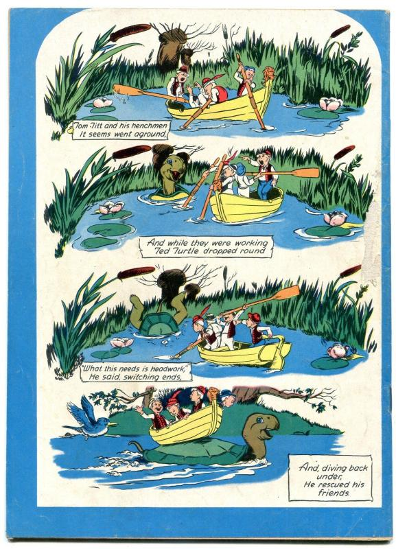 Fairy Tale Parade-Four Color Comics #87 1945- Walt Kelly FN