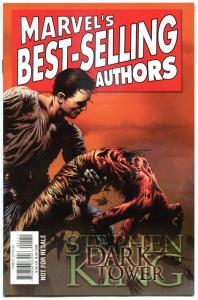 Marvel's Best-Selling Authors STEPHEN KING DARK TOWER, 2008, NM, more in store